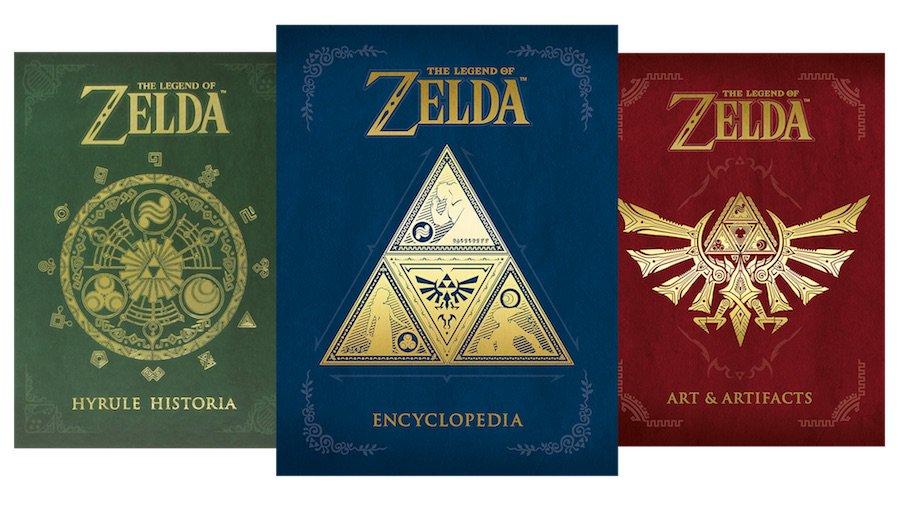 The-Legend-of-Zelda-Trilogia-Dark-Horse-Comics-Nintendo
