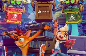 Crash Bandicoot 4: It's About Time confirma su llegada a todas las plataformas