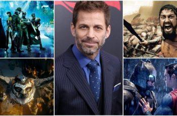 Especial de cumpleaños de Zack Snyder, sus películas