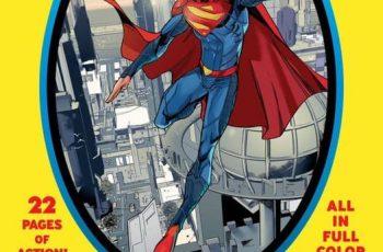 Tom Taylor a Superman y regresa Grant Morrison