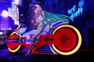 Así es Runner, un nuevo videojuego de realidad virtual para PS5 inspirado en Akira
