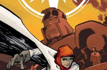COMPASS de Mackenzie, Walker y Greenwood traza un nuevo camino este junio en Image Comics