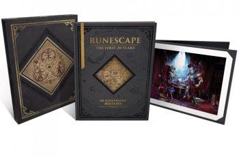 Runescape celebra su 20 aniversario de la mano de Dark Horse