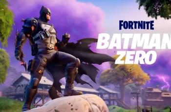 Fortnite presenta el atuendo de Batman Zero en la tienda de juegos