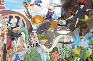Studio Ghibli cumple 36 años!
