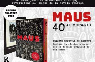 Maus celebra su 40 aniversario con esta espectacular edición