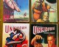 Entrevista a  Katherina Orlowski de Unknown Science Stories. Sci Fi nacional del la vieja guardia