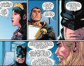 La disputa de la Liga de la Justicia de Batman con Aquaman podría iniciar una guerra