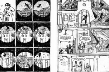 La Gata, de Paco Roca, muestra el origen de Catwoman en la Guerra Civil española.