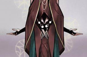 Una versión oscura de Doctor Strange se materializa en la variante RB Silva de Death of Doctor Strange # 2