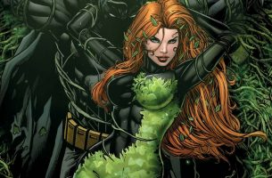 El artista de Batman Jorge Jiménez comparte el primer vistazo al debut en Fear State de Queen Ivy